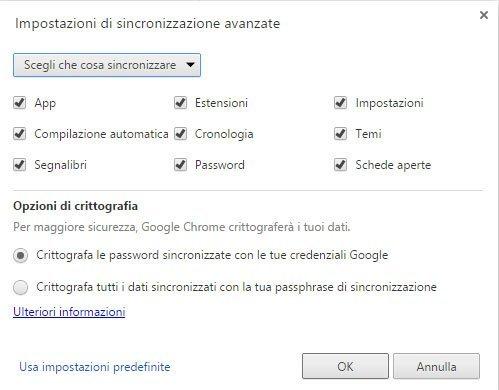 how to get google chrome account
