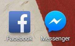 facebook senza messenger