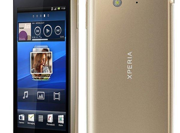 firmware stock su Sony Xperia Ray