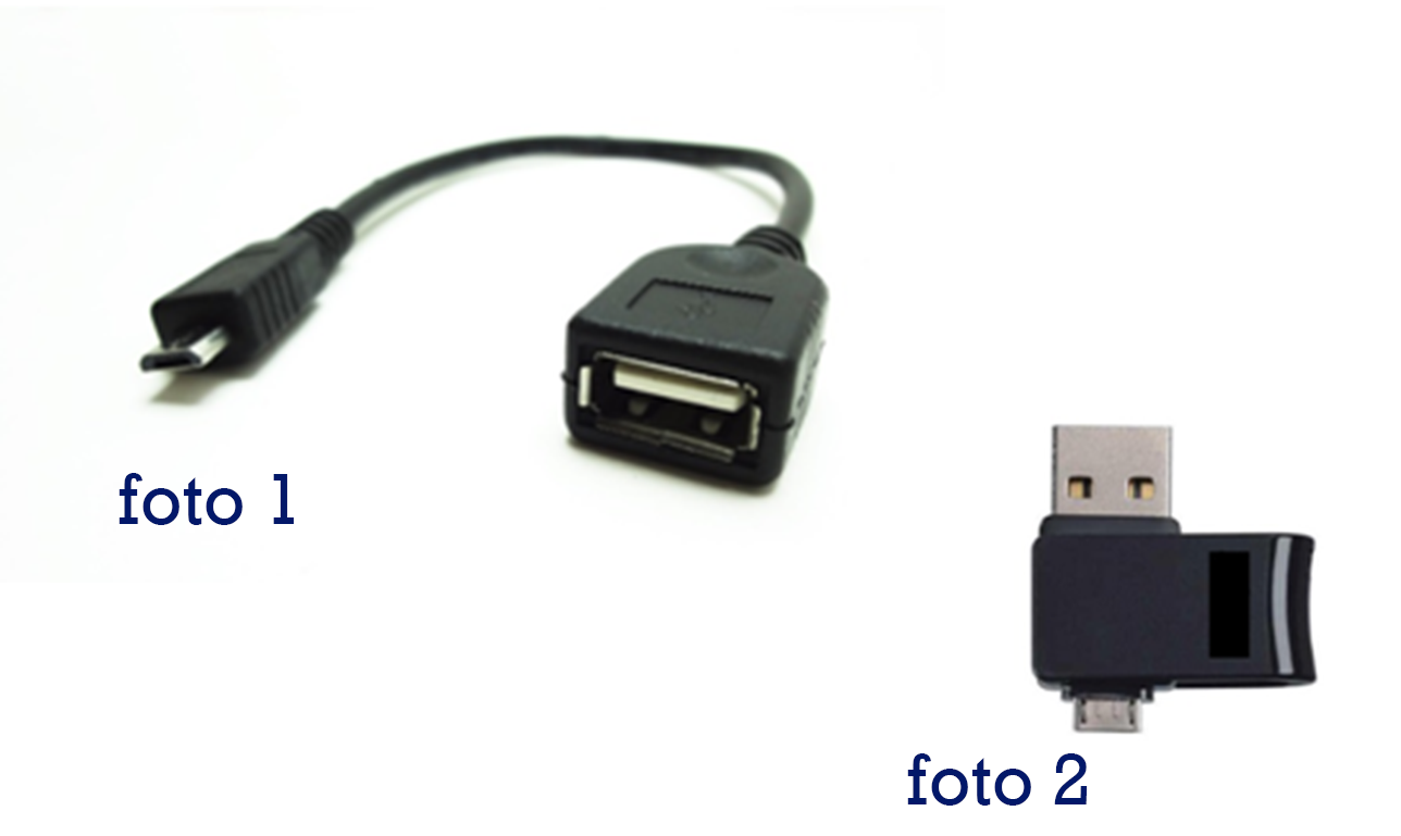Connettere e gestire pendrive usb su smartphone e tablet for Radio con chiavetta usb