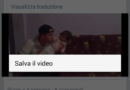Scaricare video Facebook su Android