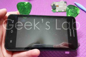 geek's lab huawei y330 10