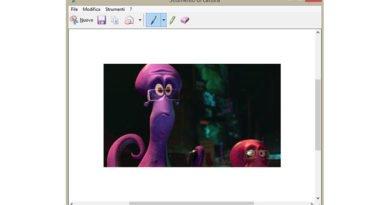 Come fare uno screenshot con Windows 8