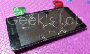 touch screen Nokia Lumia 535