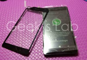 Nokia Lumia 535 Touch Screen replacement