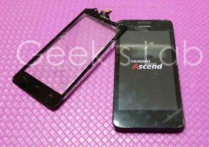 Touch Screen Huawei Ascend G525