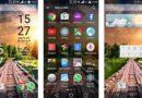 [APK] Home e widget Xperia su smartphone Android