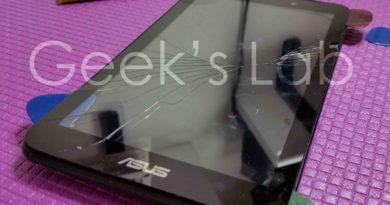 Sostituire touch screen Asus Fonepad 7 FE170CG