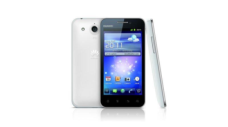 Hard Reset Huawei Honor U8860