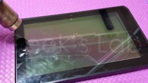 Touch Screen Mediacom SmartPad 750s2 3G