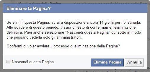 rimuovere-pagina-facebook-4