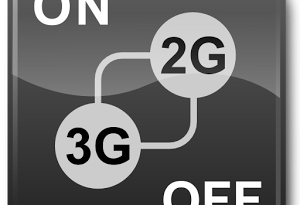 How to switch network mode with a 2G 3G widget