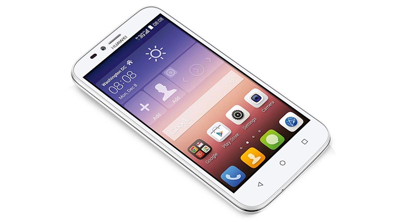 Hard Reset Huawei Y625