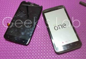 Touch Screen HTC One X