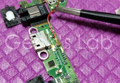 Samsung Galaxy A3 charging port repair
