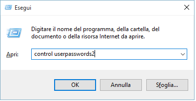 esegui-password