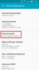 versione-build