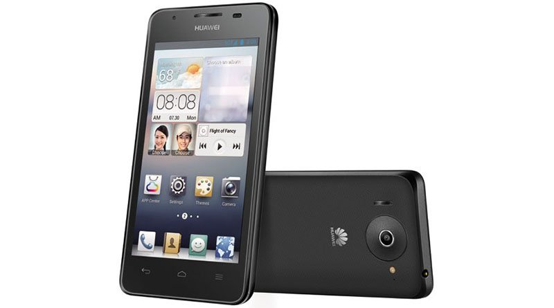 Hard Reset Huawei Ascend G510