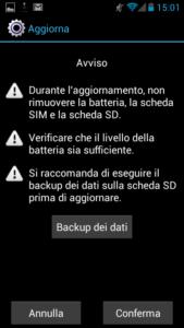 installare firmware su smartphone Huawei
