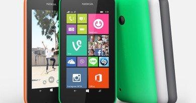 Hard reset Nokia Lumia 530