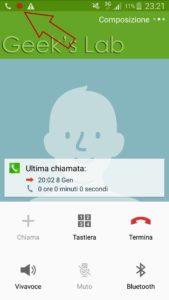 Registrare chiamate su Android