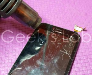 Touch Screen Huawei Ascend Y625
