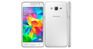 Hard Reset Samsung Galaxy Grand Prime
