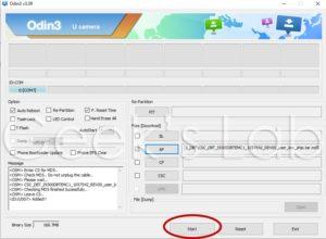 installare firmware Samsung con Odin