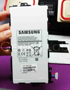 batteria Samsung Galaxy Note 8