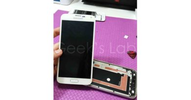 Sostituire touch screen Samsung Galaxy S5
