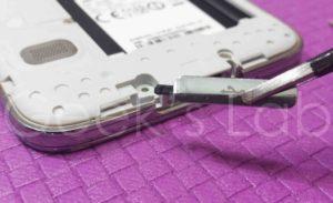 sportellino porta microUsb Samsung Galaxy S5