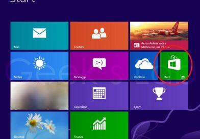Avviare Windows 8.1 in modalità desktop