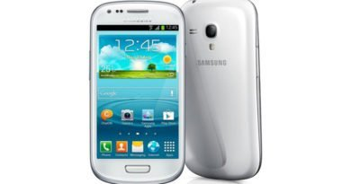 Hard Reset Samsung Galaxy S3 Mini