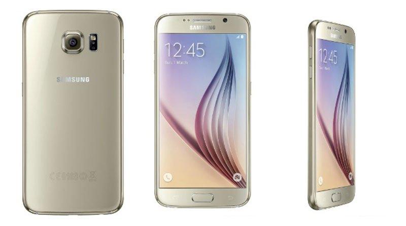 Hard Reset Samsung Galaxy S6