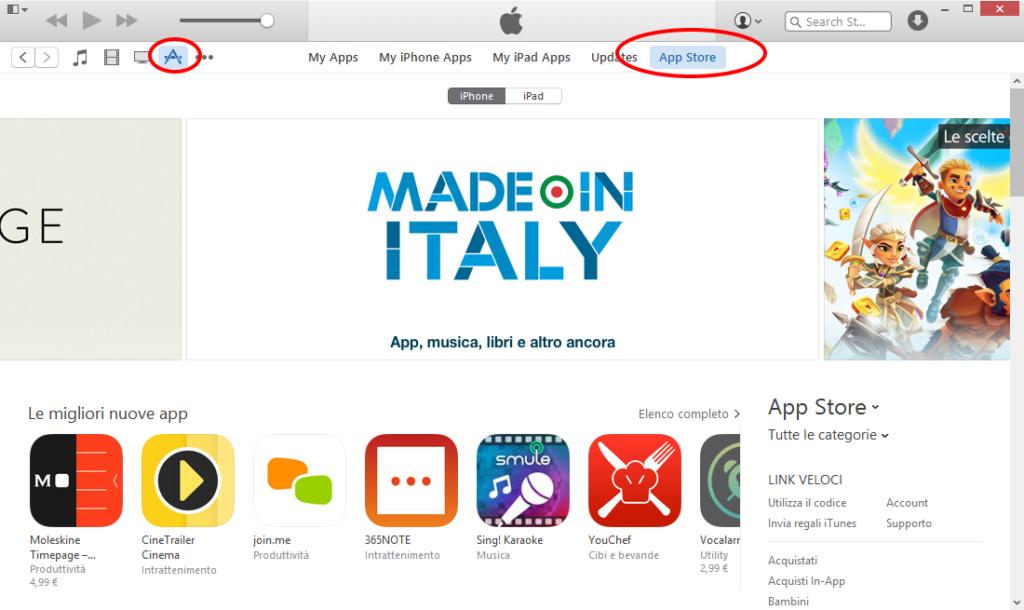install apps on Ipad 1 iOS 5.1.1