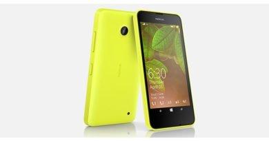 Hard Reset Nokia Lumia 630