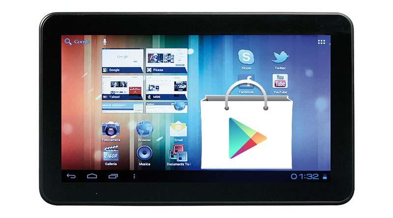 play store per tablet mediacom