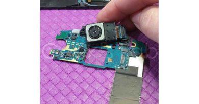 Sostituire fotocamera Samsung Galaxy S6