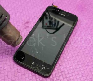 touch screen Huawei Ascend Y560