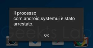 processo com android systemui