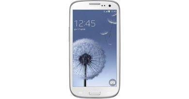 Hard Reset Samsung Galaxy S3 Neo