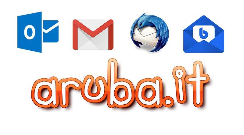 Configurare email Aruba su client di posta