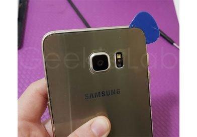 Sostituire vetro posteriore Samsung Galaxy S6 Edge Plus