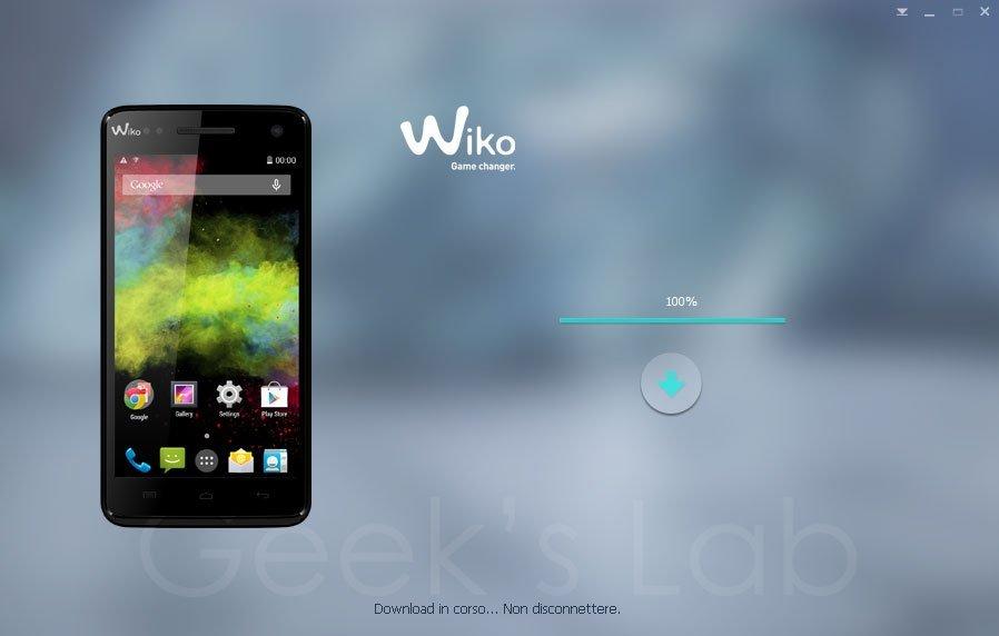 firmware su smartphone Wiko