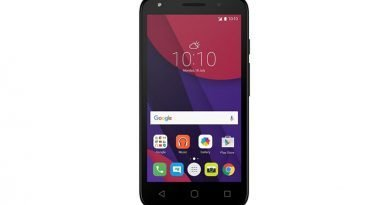 Hard Reset Alcatel Pixi 4 5045X