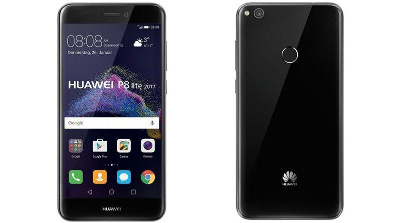 Hard Reset Huawei P8 Lite 2017