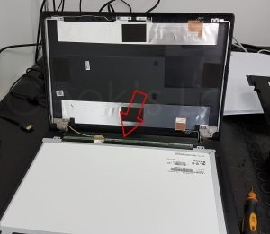 display notebook Lenovo G50-70