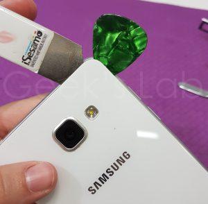 vetro posteriore Samsung Galaxy A3 2016