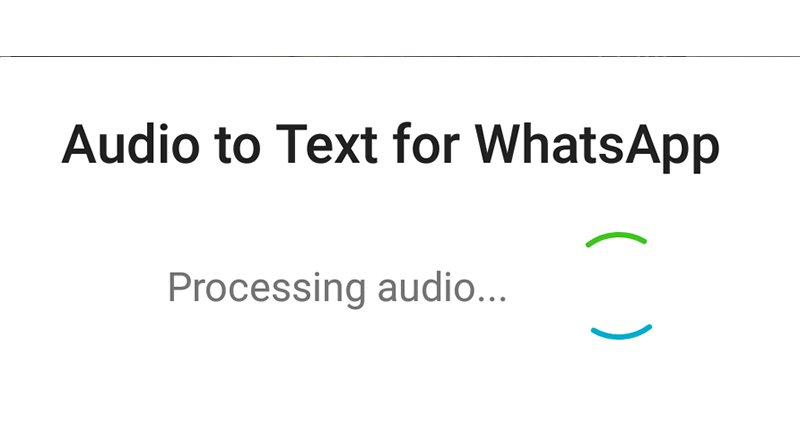 Come convertire messaggi vocali WhatsApp in testo