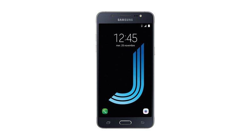 Hard Reset Samsung Galaxy J5 2016